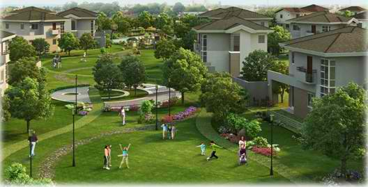 Avida Ridgeview Estates Nuvali - Ayala Nuvali Properties - Facilities and Amenities - Greenway