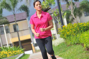 Avida Woodhill Settings Nuvali - Ayala Nuvali Properties - Facilities and Amenities - Jogging Trails